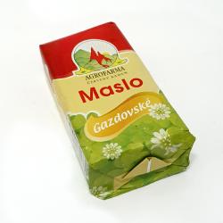 Maslo gazdovské 250g