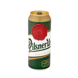 PILSNER URQUELL PLECH 0,5L 12°