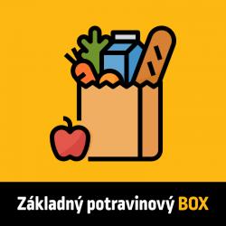 Základný potravinový BOX