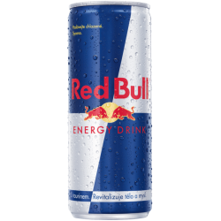 RED BULL energy drink 250...