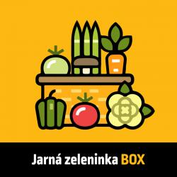 Jarná zeleninka BOX
