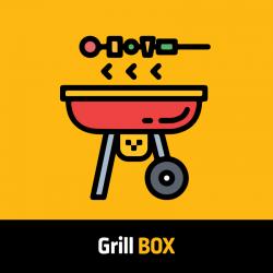 Grilovací box
