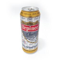 Urpiner 10° pivo plechovka