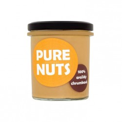 Pure Nuts 330g 100% Arašidy...